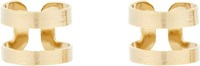 Jules Smith Designs Double Bar Ring Set Gold