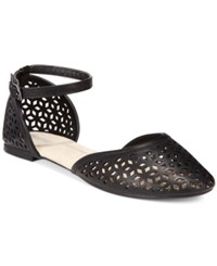 Wanted Julie Perforated Flats Women's Shoes