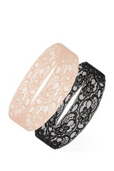 Forever 21 Lace Headwrap