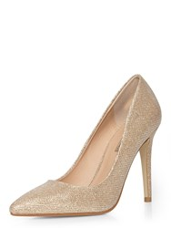 Dorothy Perkins Emie High Court Shoes White