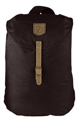 Fjall Raven Men's Fjallraven 'Greenland' Small Backpack Brown Hickory Brown
