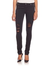 The Kooples Distressed Front Jeans Ant