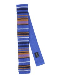 Umit Benan Accessories Ties Men Blue