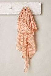 Anthropologie Wevers Scarf Pink