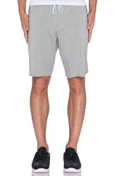 Stampd Essential Warm Up Shorts Gray