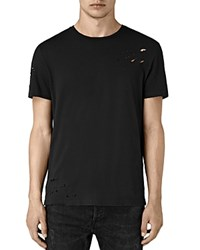 Allsaints Anchor Tee Black