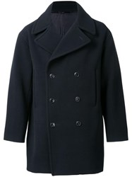 H Beauty And Youth. Melton Peacoat Black