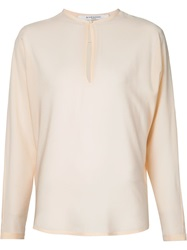 Givenchy Key Hole Blouse