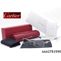 Cartier Plate Frame Glasses G116 Cartier Plate Glasses