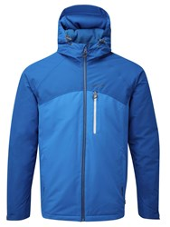 Craghoppers Men's Reaction Waterproof Thermic Jacket Mid Blue