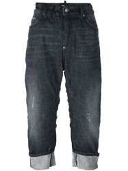 Dsquared2 'Big Brother' Jeans Black