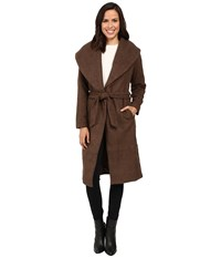 Only New Scoop Drapy Coat Light Gray Melange Women's Coat