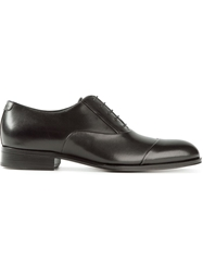 Mr. Hare 'Miles' Oxford Shoes Black
