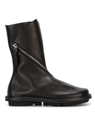 Trippen Zipped Boots Black