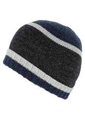 Gap Hat Navy Heather Mottled Dark Blue