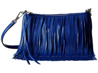 Rebecca Minkoff Finn Crossbody Cobalt Cross Body Handbags Blue