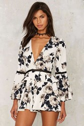 Huntley Floral Romper