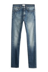 Closed Pedal Star Skinny Jeans Blue