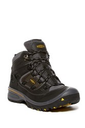 Keen Logan Mid Sneaker Waterproof Black