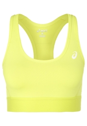 Asics Sports Bra Sunshine Yellow