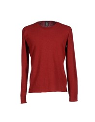 Dondup Knitwear Jumpers Men Maroon