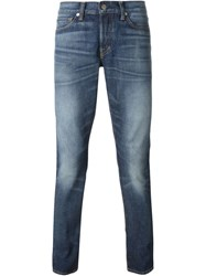 Tom Ford Slim Fit Jeans Blue