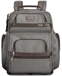 Tumi Men's T Pass Business Class Brief Pack Earl Grey