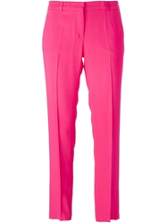 Ermanno Scervino Front Pleat Trousers