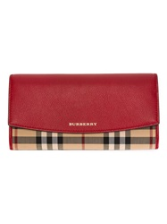 Burberry Horseferry Check Wallet Brown