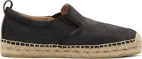 Marc By Marc Jacobs Black Checkered Espadrilles