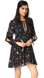 The Jetset Diaries Juniper Mini Dress Floral