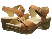 Sanita Davia Tan Women's Sandals