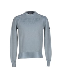 Murphy And Nye Sweaters Light Grey