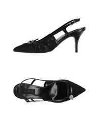 John Richmond Pumps Black