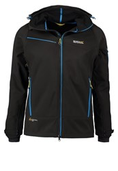 Regatta Hewitts Ii Soft Shell Jacket Black