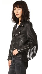 Golden Goose Jacket Black Frangia