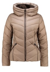 Esprit Collection Down Jacket Taupe