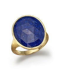 Marco Bicego 18K Yellow Gold Lapis Ring 100 Bloomingdale's Exclusive Blue Gold