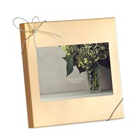Vera Wang Wedgwood Love Knots Photo Frame Gold 4'X6