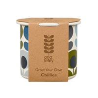 Orla Kiely Grow Your Own Chillies Set