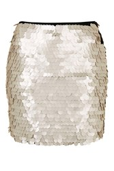 Large Sequin Skirt By Glamorous Stone