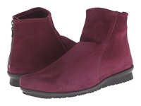 Arche Baryky Berry Women's Zip Boots Burgundy