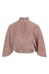 Top By Oh My Love Mauve