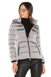 Add Down Jacket Gray
