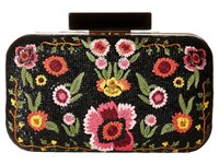 Alice Olivia Bohemian Large Clutch Multi