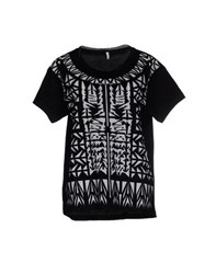 Faith Connexion Topwear T Shirts Women Black
