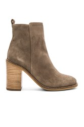 Seychelles Lounge Booties Taupe