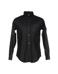 Current Elliott Denim Shirts Black
