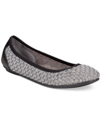 Rampage Mayken Flats Women's Shoes Pewter