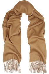 Rag And Bone Two Tone Double Faced Merino Wool Scarf